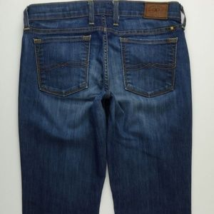 Lucky Brand Charlie Flare Jeans Women's 2 A301J